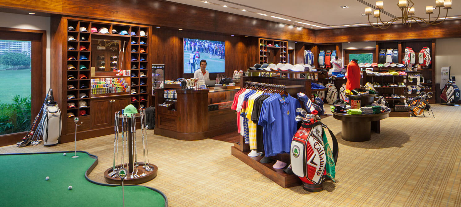 Dlf Golf And Country Club Pro Shop